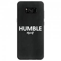humble thyself Samsung Galaxy S8 Case | Artistshot
