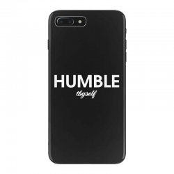 humble thyself iPhone 7 Plus Case | Artistshot