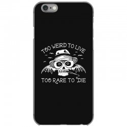 hunter s thompson t shirt fear and loathing in las vegas t shirt too w iPhone 6/6s Case | Artistshot