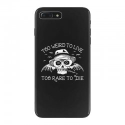 hunter s thompson t shirt fear and loathing in las vegas t shirt too w iPhone 7 Plus Case | Artistshot