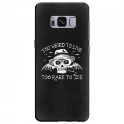 hunter s thompson t shirt fear and loathing in las vegas t shirt too w Samsung Galaxy S8 Plus Case | Artistshot