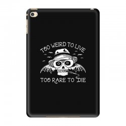 hunter s thompson t shirt fear and loathing in las vegas t shirt too w iPad Mini 4 Case | Artistshot