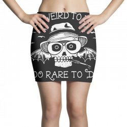hunter s thompson t shirt fear and loathing in las vegas t shirt too w Mini Skirts | Artistshot