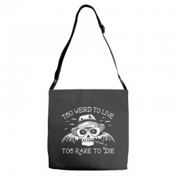 hunter s thompson t shirt fear and loathing in las vegas t shirt too w Adjustable Strap Totes | Artistshot