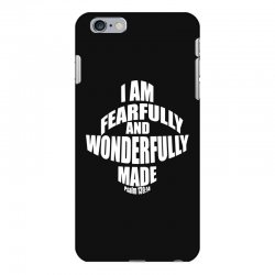 i am fearfully and wonderfully made christian iPhone 6 Plus/6s Plus Case | Artistshot