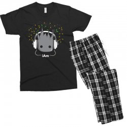 i am groot cute baby groot Men's T-shirt Pajama Set | Artistshot