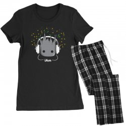 i am groot cute baby groot Women's Pajamas Set | Artistshot