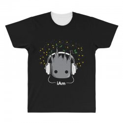 i am groot cute baby groot All Over Men's T-shirt | Artistshot