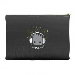 i am groot cute baby groot Accessory Pouches | Artistshot