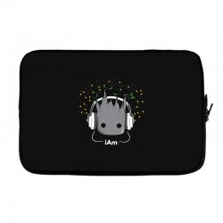 i am groot cute baby groot Laptop sleeve | Artistshot