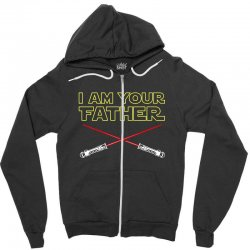 i am your father Zipper Hoodie | Artistshot
