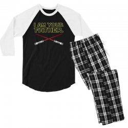 i am your father Men's 3/4 Sleeve Pajama Set | Artistshot