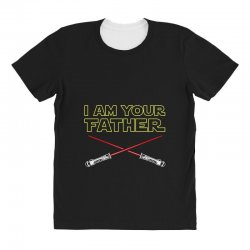 i am your father All Over Women's T-shirt | Artistshot