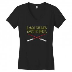 i am your father Women's V-Neck T-Shirt | Artistshot