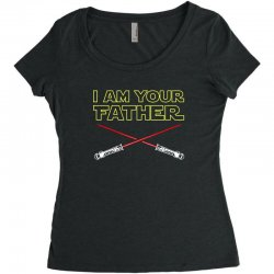 i am your father Women's Triblend Scoop T-shirt | Artistshot