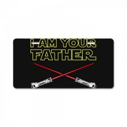 i am your father License Plate | Artistshot