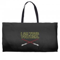 i am your father Weekender Totes | Artistshot