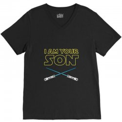 i am your son V-Neck Tee | Artistshot
