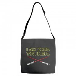 i am your father Adjustable Strap Totes | Artistshot