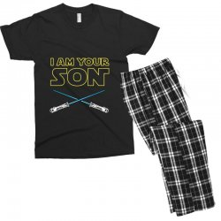 i am your son Men's T-shirt Pajama Set | Artistshot