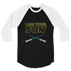 i am your son 3/4 Sleeve Shirt | Artistshot