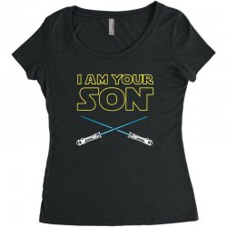 i am your son Women's Triblend Scoop T-shirt | Artistshot