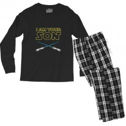 i am your son Men's Long Sleeve Pajama Set | Artistshot