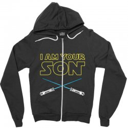 i am your son Zipper Hoodie | Artistshot