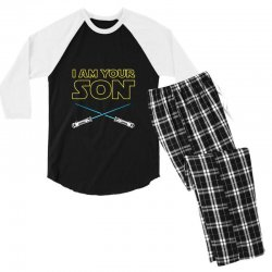 i am your son Men's 3/4 Sleeve Pajama Set | Artistshot