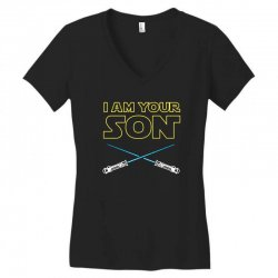 i am your son Women's V-Neck T-Shirt | Artistshot