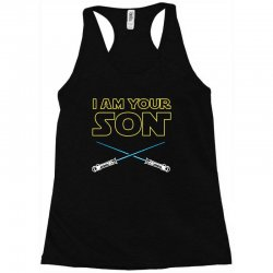 i am your son Racerback Tank | Artistshot