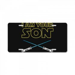 i am your son License Plate | Artistshot