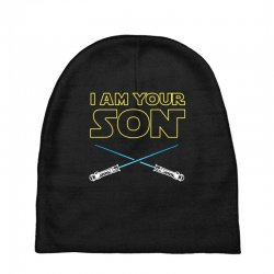 i am your son Baby Beanies | Artistshot