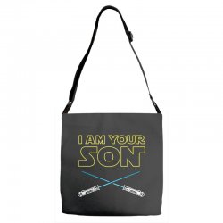 i am your son Adjustable Strap Totes | Artistshot