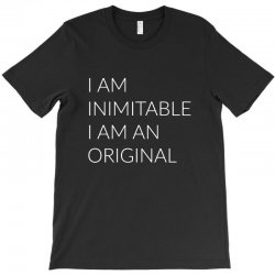 i am T-Shirt | Artistshot