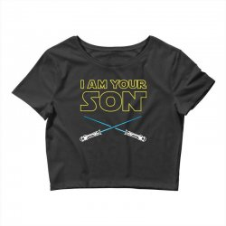 i am your son Crop Top | Artistshot