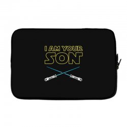 i am your son Laptop sleeve | Artistshot