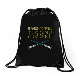 i am your son Drawstring Bags | Artistshot