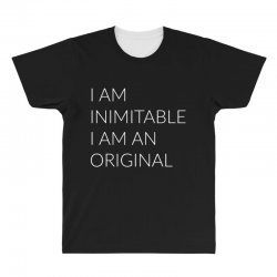 i am All Over Men's T-shirt | Artistshot
