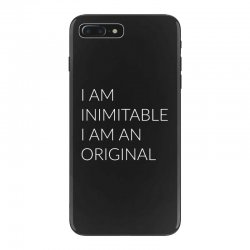i am iPhone 7 Plus Case | Artistshot