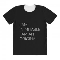 i am All Over Women's T-shirt | Artistshot