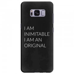 i am Samsung Galaxy S8 Plus Case | Artistshot