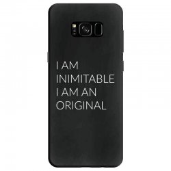 i am Samsung Galaxy S8 Case | Artistshot