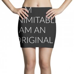 i am Mini Skirts | Artistshot