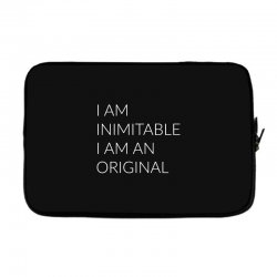 i am Laptop sleeve | Artistshot
