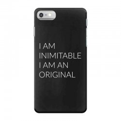 i am iPhone 7 Case | Artistshot