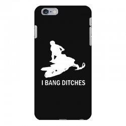 i bang ditches snowmobile iPhone 6 Plus/6s Plus Case | Artistshot