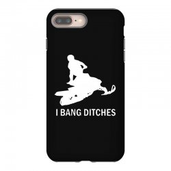 i bang ditches snowmobile iPhone 8 Plus Case | Artistshot