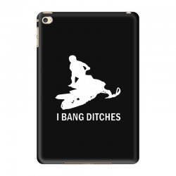 i bang ditches snowmobile iPad Mini 4 Case | Artistshot