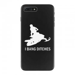 i bang ditches snowmobile iPhone 7 Plus Case | Artistshot